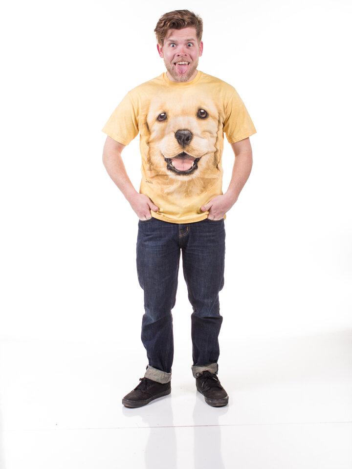 Dedoles oryginalny prezent Golden Retriever Puppy