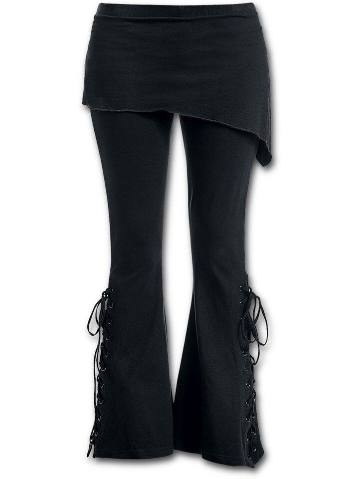 Pre dokonalý a originálny outfit Ladies' Trousers 2in1 Black
