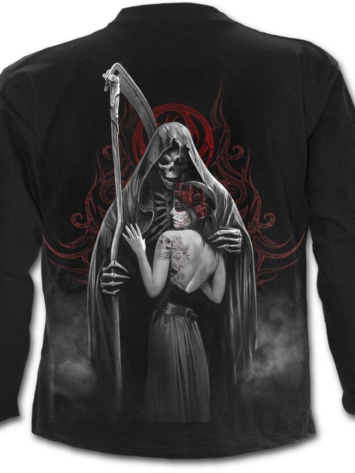 Potešte sa týmto kúskom Dedoles Long Sleeve with design Dead Kiss