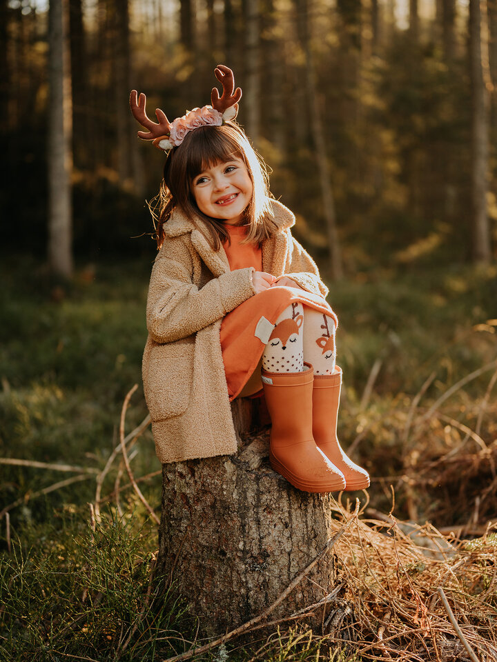 Gift idea Kids' Tights Deer
