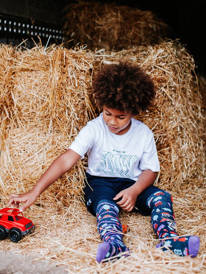 Potešte sa týmto kúskom Dedoles Vesele dječje hulahopke Promet