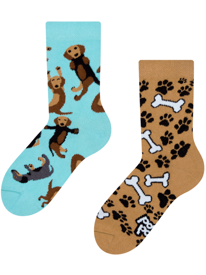 Sale Kids' Socks Dachshund