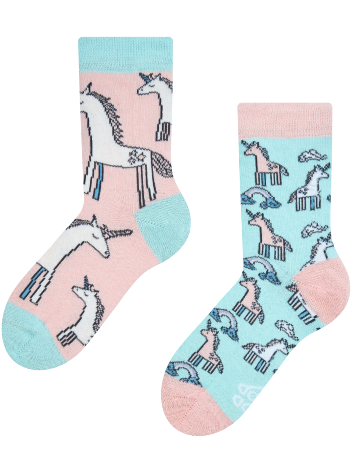 Sale Kids' Socks Unicorn