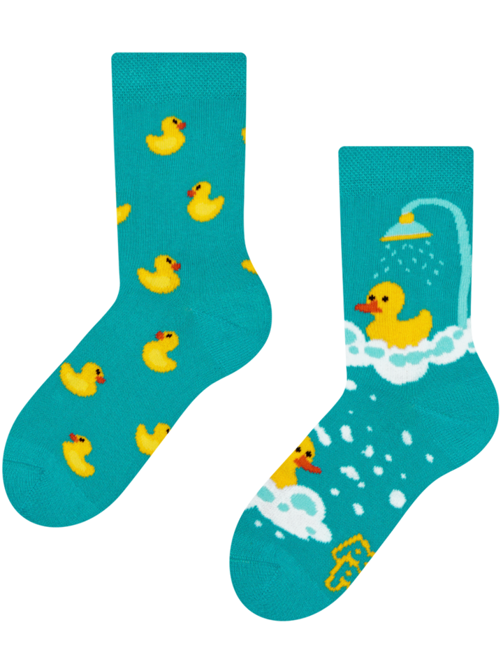 Lifestyle photo Kid's Socks Ducks