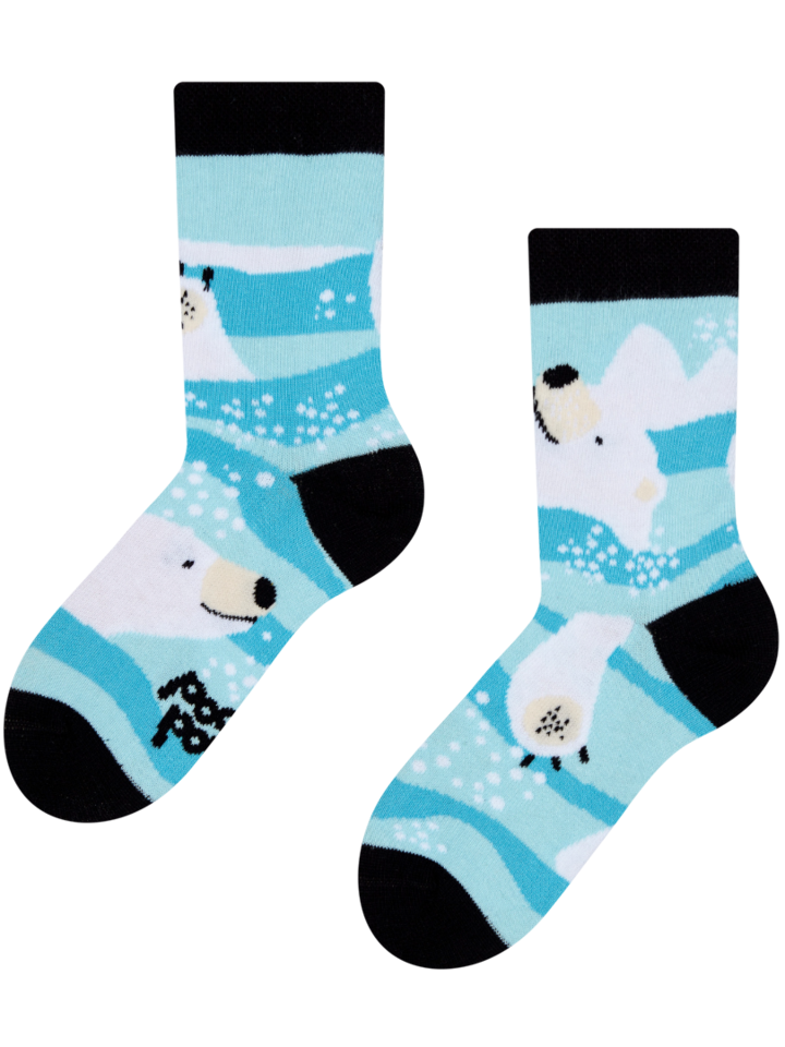 Original gift Kids' Socks Polar Bear