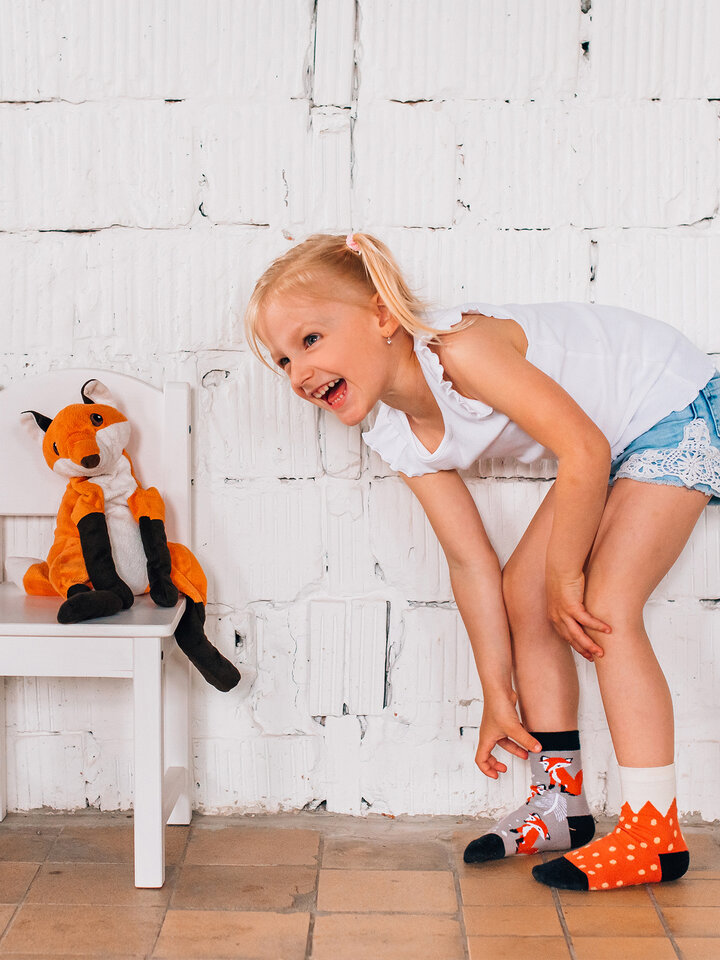 Gift idea Kids' Socks Fox
