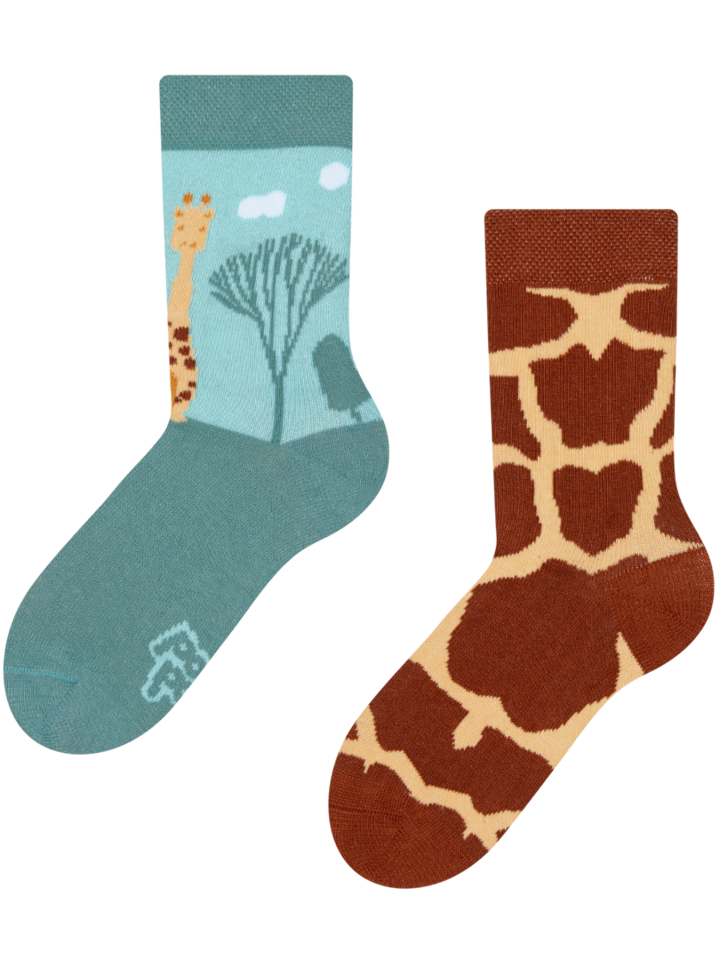 Gift idea Kid's Socks Giraffe