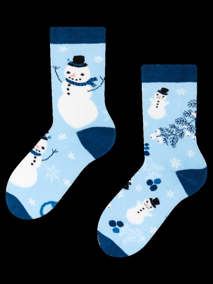 Original gift Warm Kids' Gift BoxPenguin & Snowman