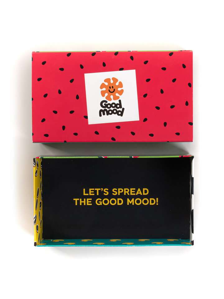 Potešte sa týmto kúskom Dedoles Pudełko prezentowe Good Mood – małe