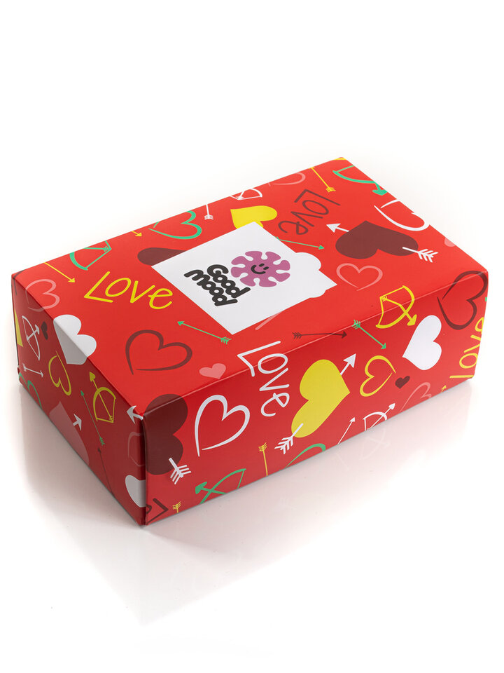 Looking for an original and unusual gift? The gifted person will surely surprise with Box full of Love