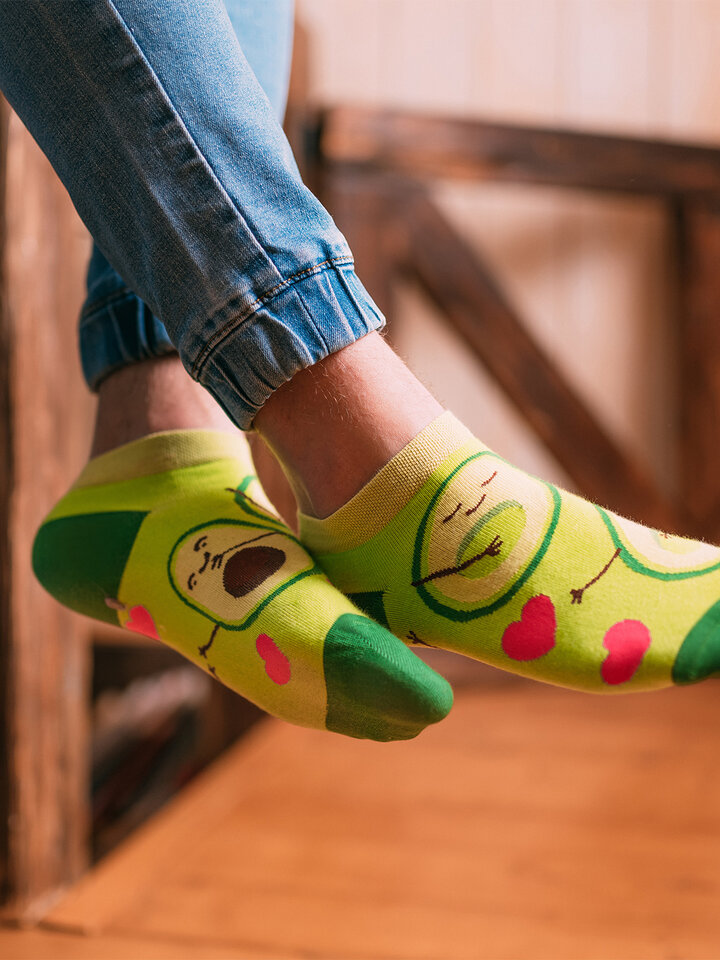 Original gift Ankle Socks Avocado Love