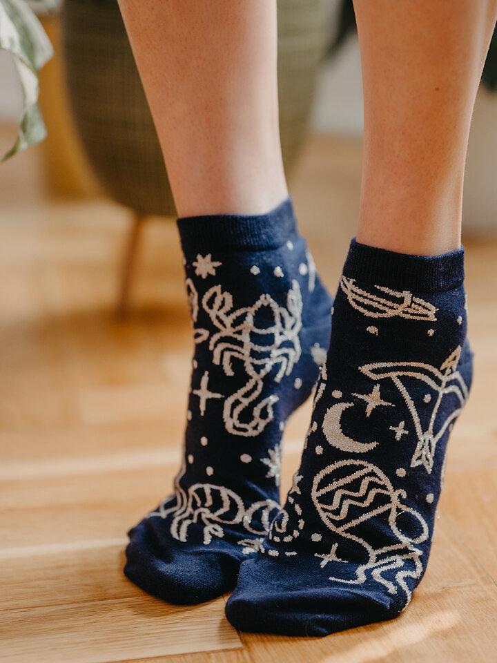 Potešte sa týmto kúskom Dedoles Členkové veselé ponožky Zverokruh