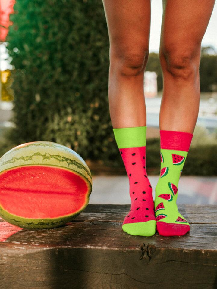 Potešte sa týmto kúskom Dedoles Regular Socks Watermelon