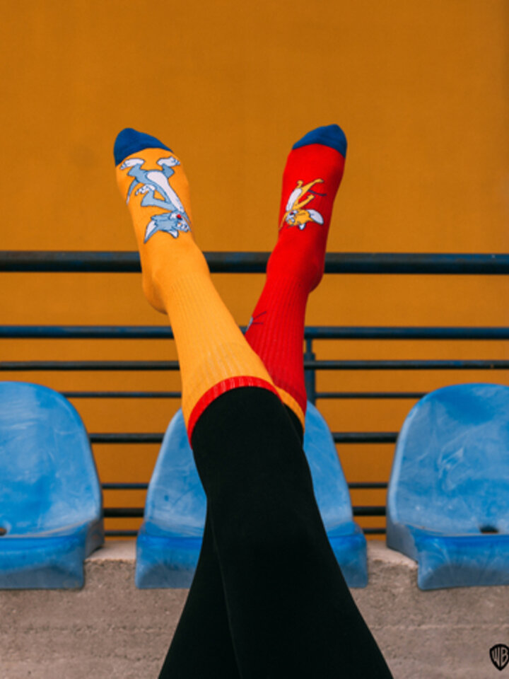 Original gift Sport Socks Tom and Jerry™ Stars