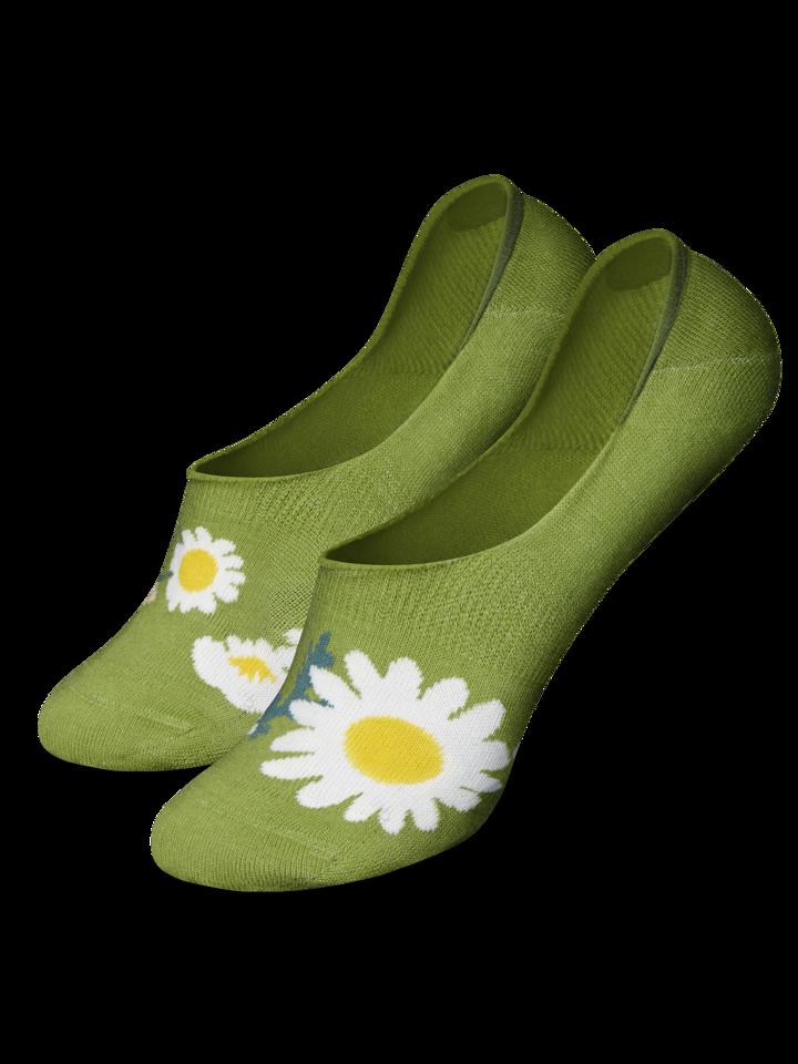 Original gift No Show Socks Chamomile Tea