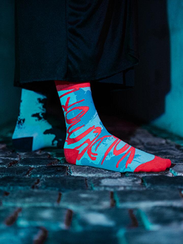 Potešte sa týmto kúskom Dedoles Vrolijke sokken Harry Potter ™ Voldemort