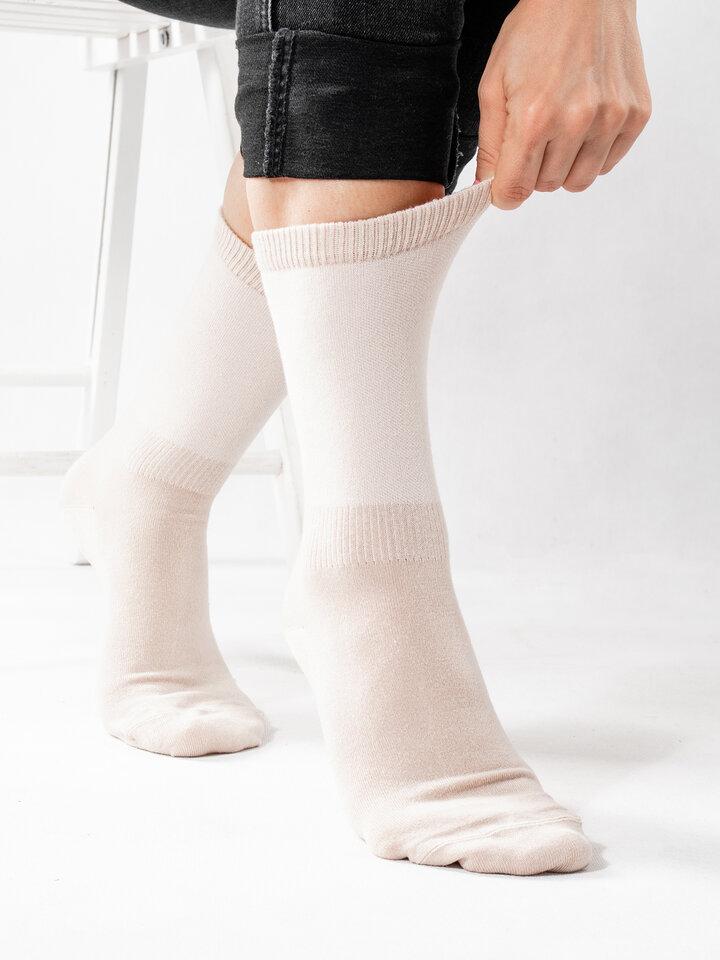 Sale Nude Bamboo Socks Comfort