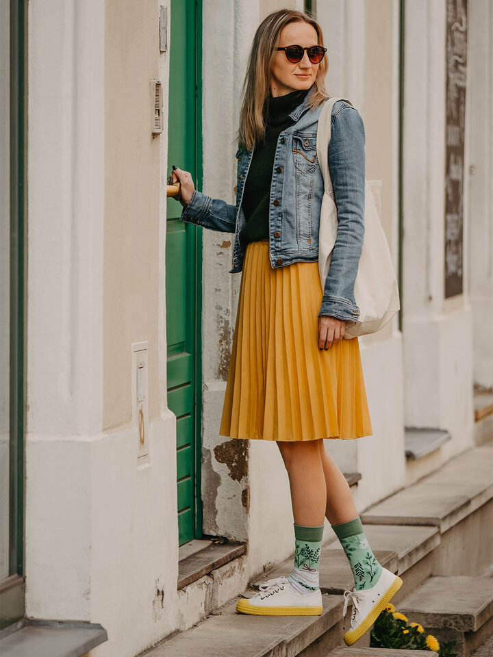 Pre dokonalý a originálny outfit Calzini Buonumore Erbe