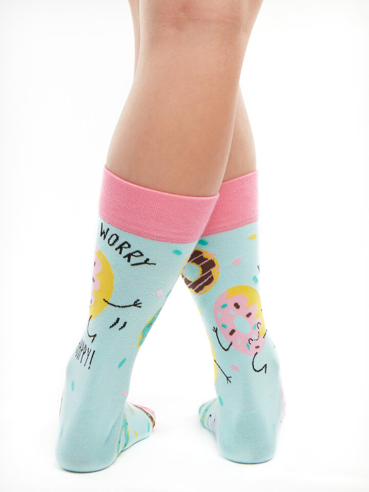 Gift idea Regular Socks Donuts
