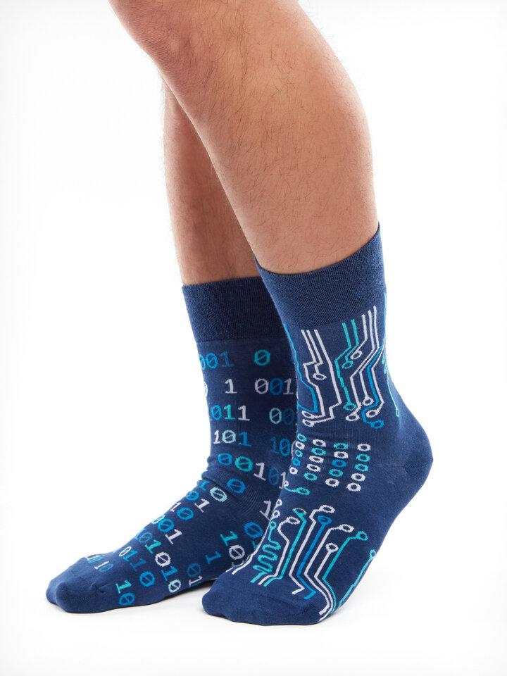 Lifestyle foto Veselé ponožky IT