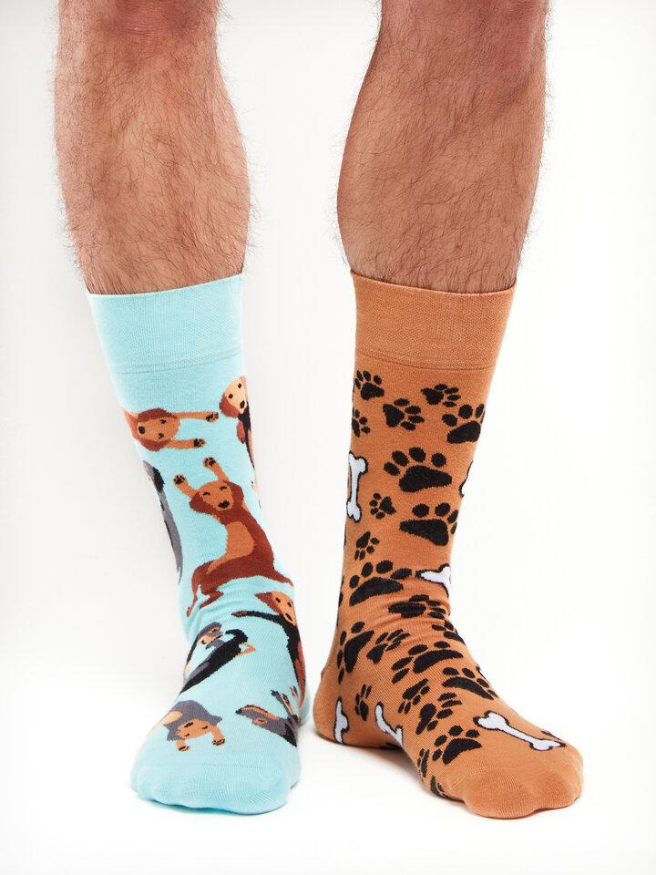 Zľava Vrolijke sokken Teckel