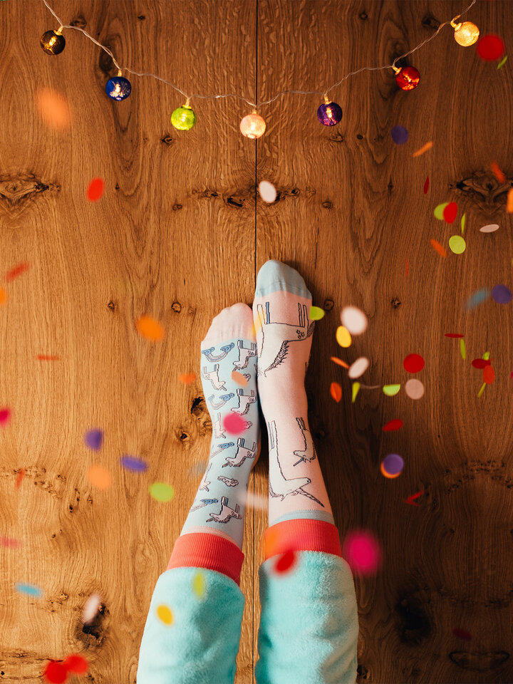 Original gift Regular Socks Unicorn