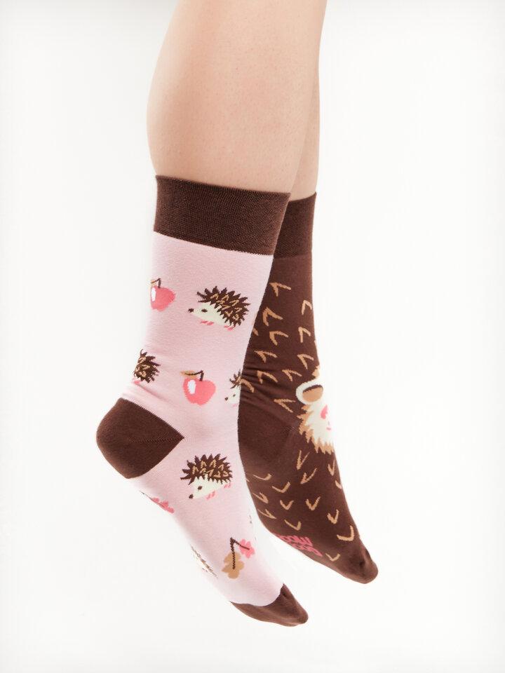 Potešte sa týmto kúskom Dedoles Živahne nogavice Ježek