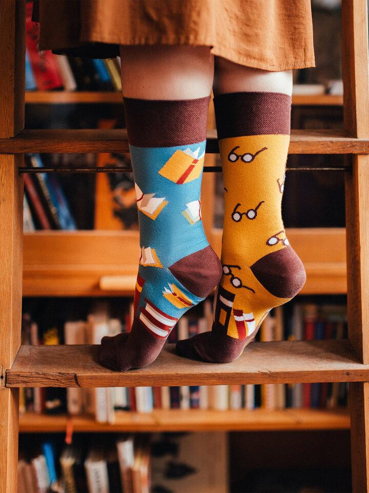 Obrázok produktu Vrolijke sokken Boeken