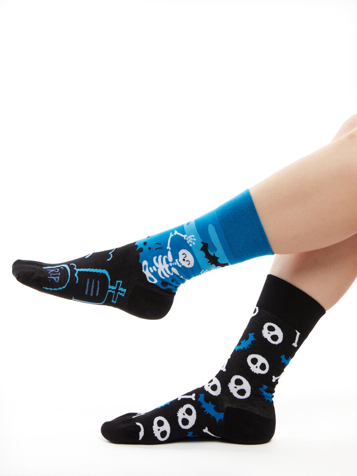 Original gift Regular Socks Skeletons