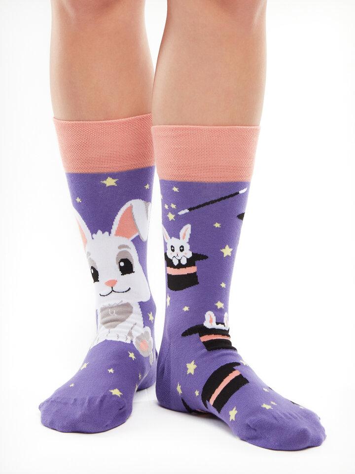 Pre dokonalý a originálny outfit Regular Socks Magic Bunny