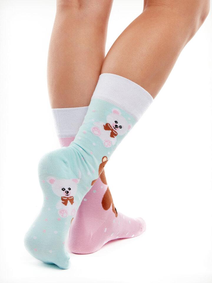Geschenktipp Lustige Socken Teddybär