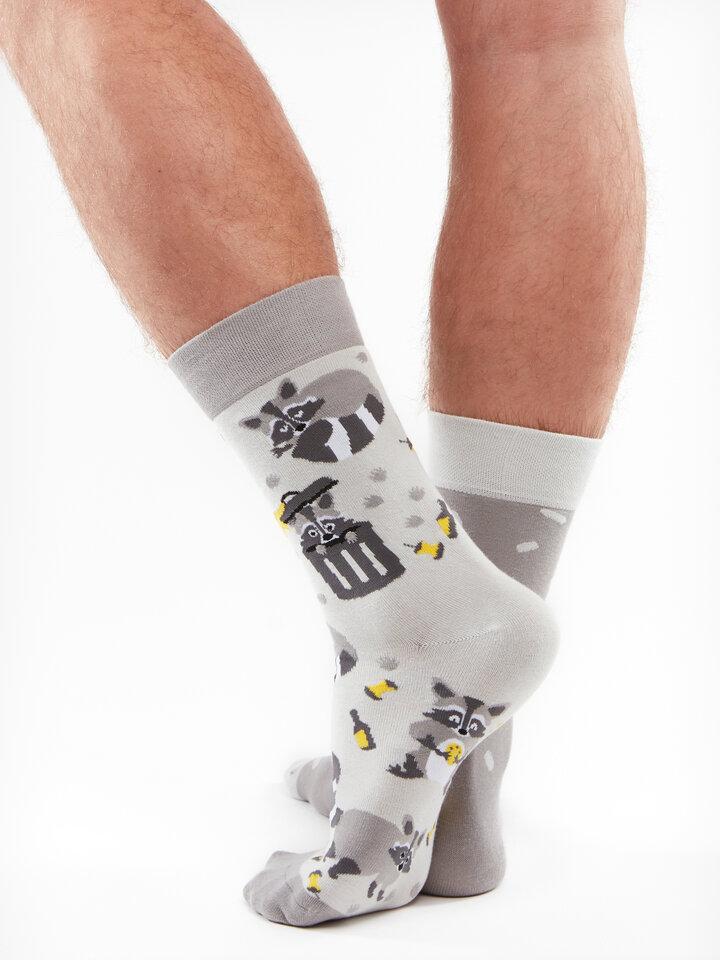 Sale Regular Socks Racoon