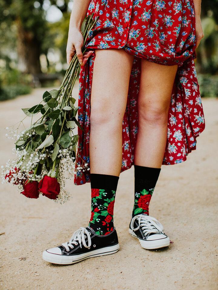 Pre dokonalý a originálny outfit Calzini Buonumore Rose