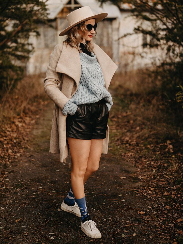 Pre dokonalý a originálny outfit Chaussettes rigolotes Transylvanie
