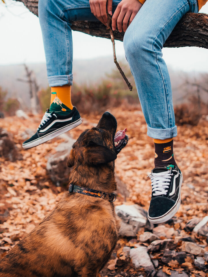 Lifestyle photo Regular Socks Hiking