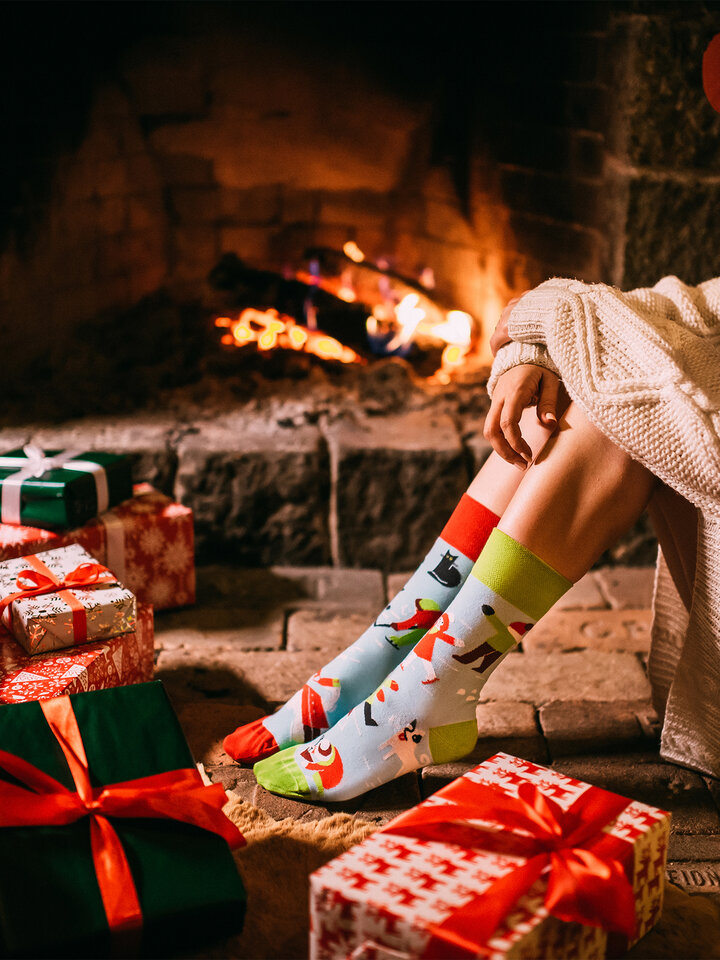Original gift Regular Socks Winter