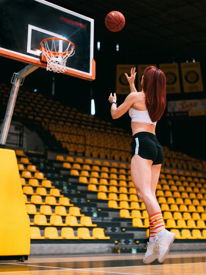 Potešte sa týmto kúskom Dedoles Весели спортни чорапи Баскетбол
