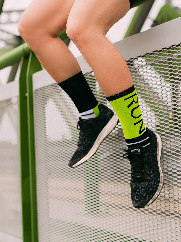 Gift idea Sport Socks Go Run
