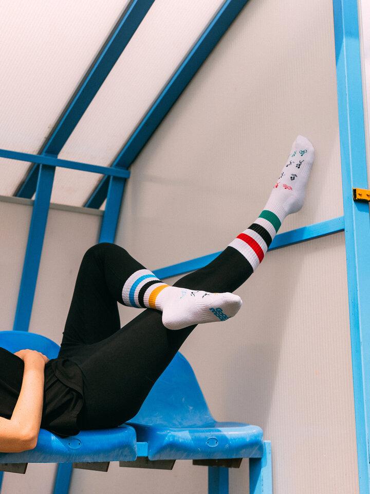 Výnimočný darček od Dedoles Veselé športové ponožky Olympiáda