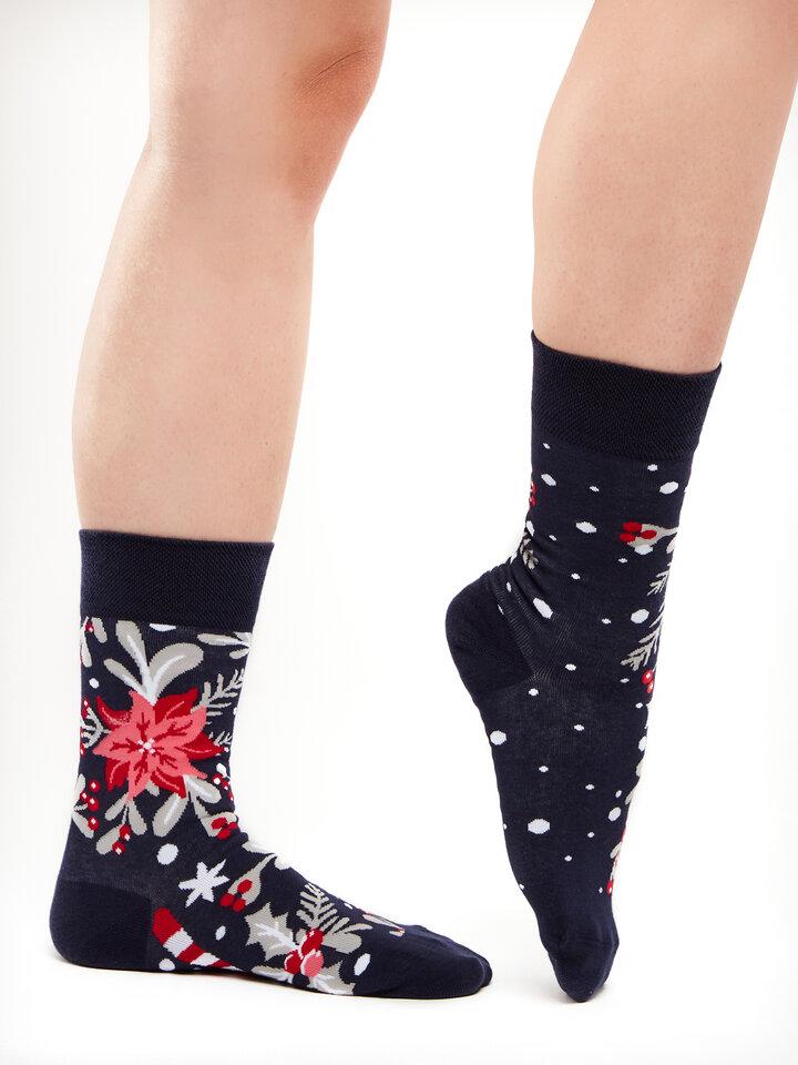 Geschenktipp Lustige Socken Weihnachtsschmuck