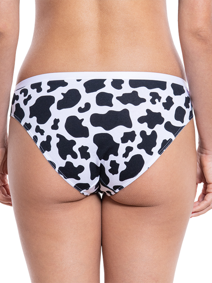 Lifestyle photo Women's Briefs Cow