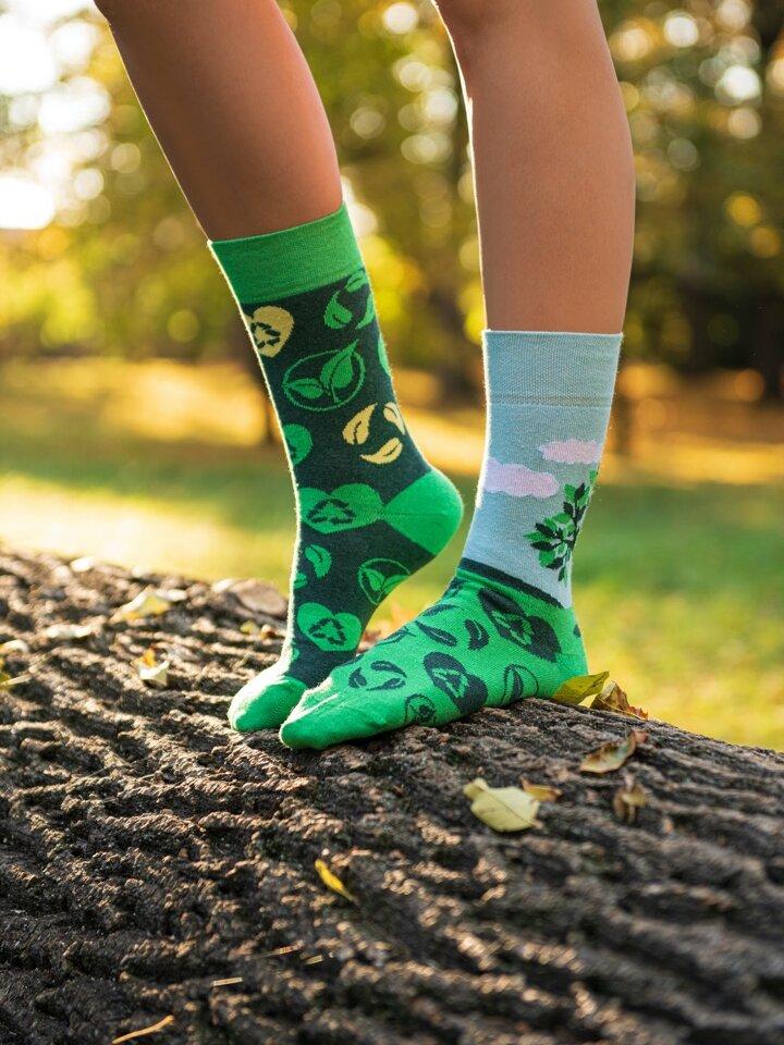 Gift idea Regular Socks Plant a tree