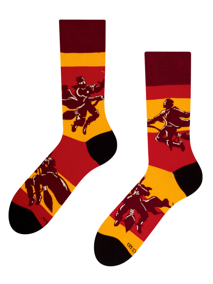 Sale Harry Potter Regular Socks ™ Quidditch