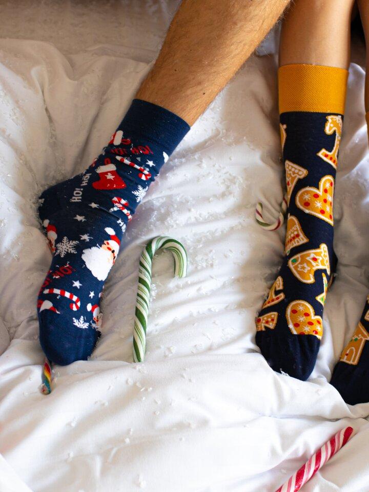 Pre dokonalý a originálny outfit Regular Socks Santa Claus
