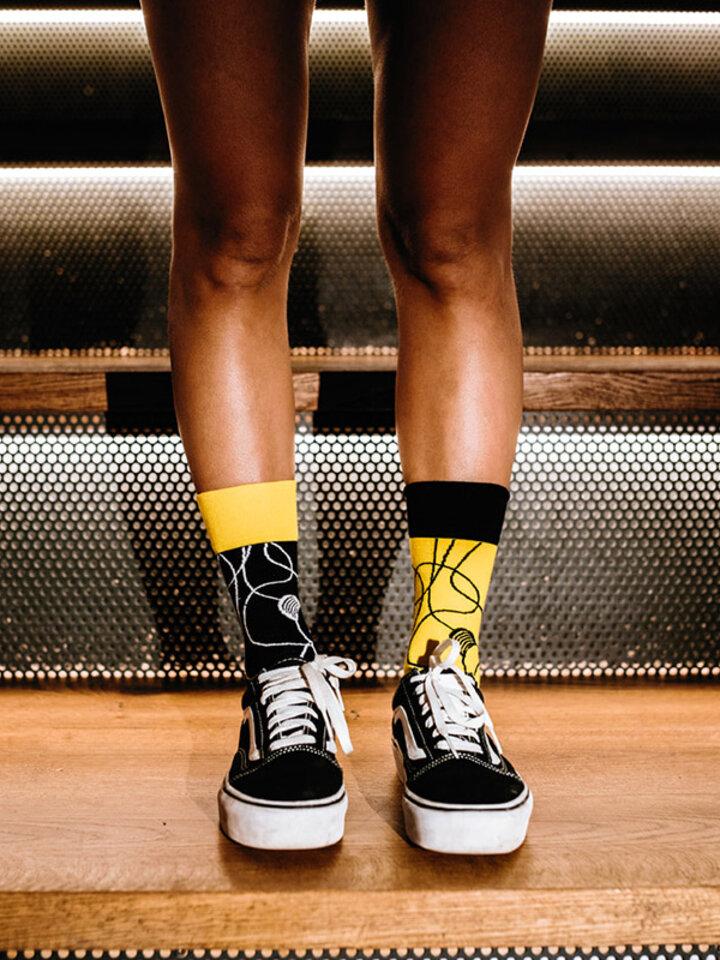 Tip na darček Vrolijke sokken Licht