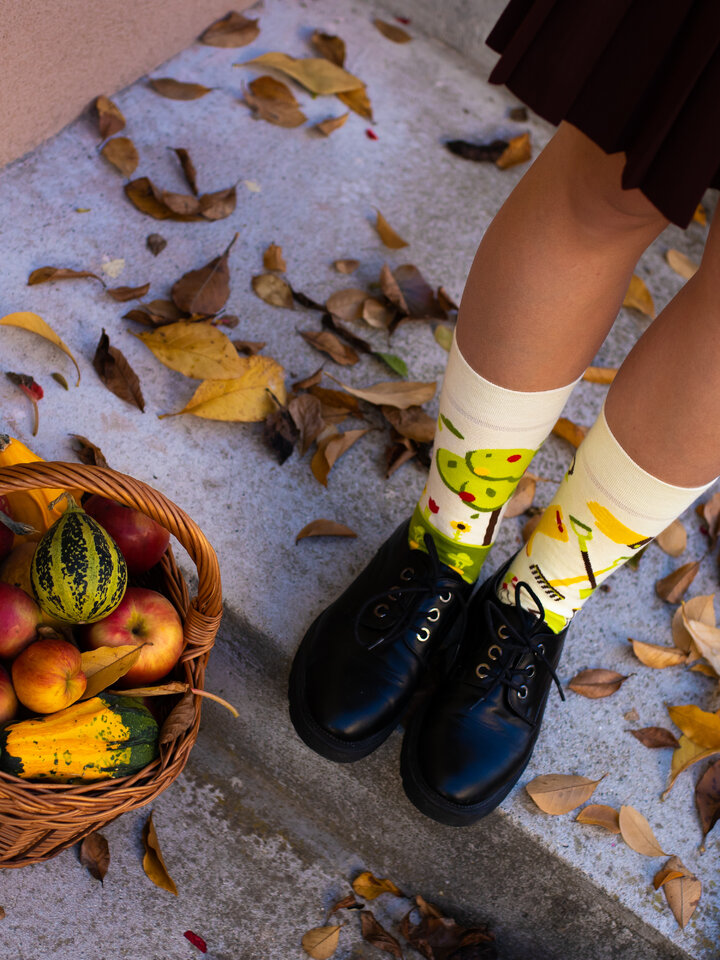 Lifestyle photo Regular Socks Gardening