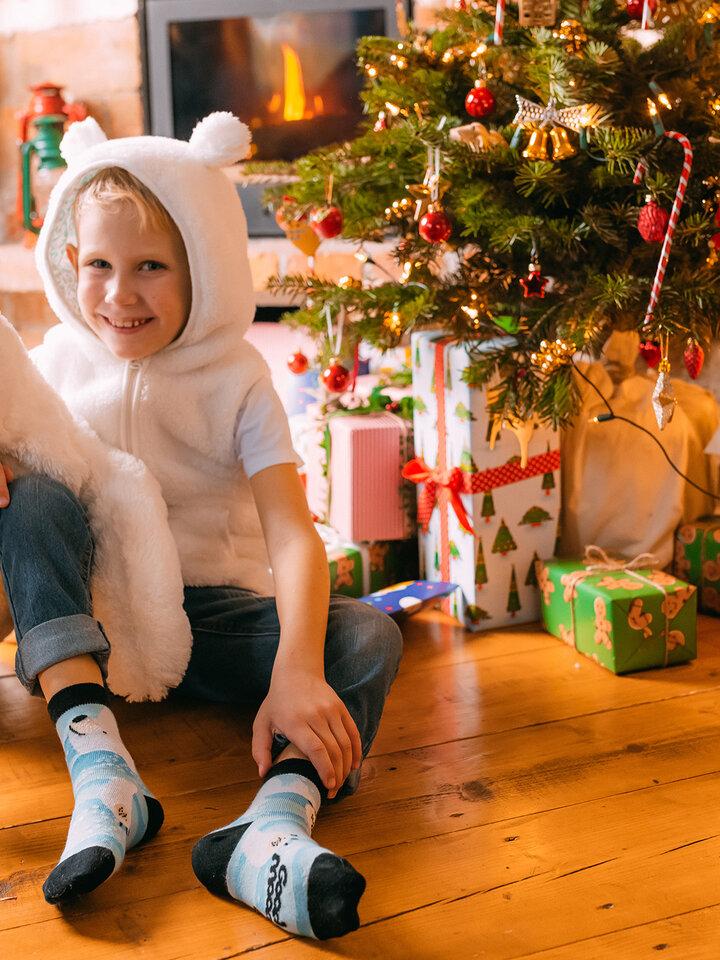 Obrázok produktu Papel de regalo alegre Navidad mágica