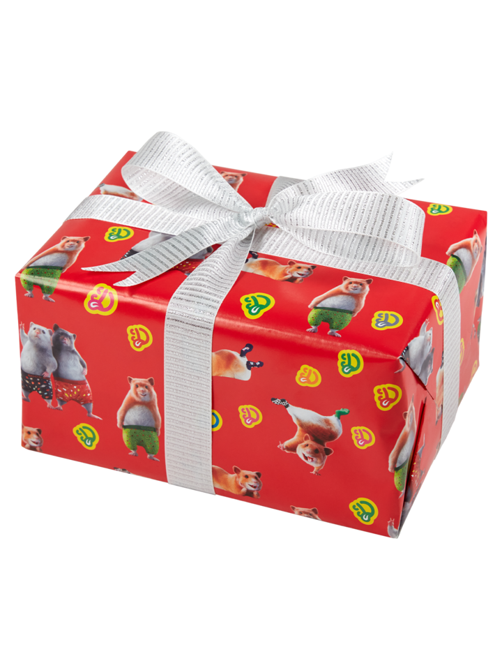 Sale Wrapping paper Dedoles Hamsters