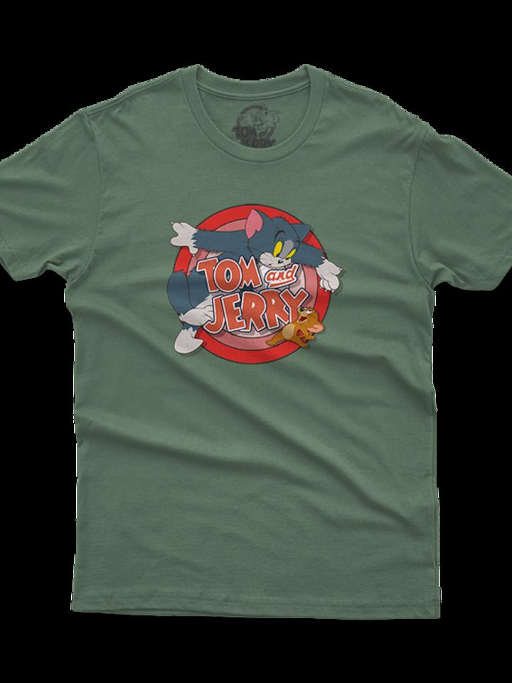 Suchen Sie ein originelles und außergewöhliches Geschenk? überrascht den Beschenkten sicher T-Shirt Tom & Jerry™ - Erwischt!