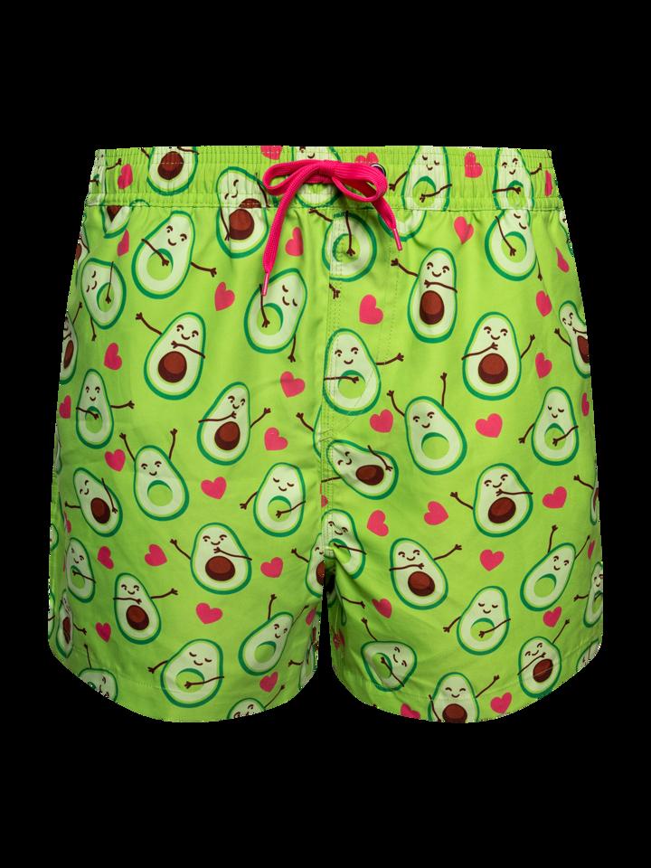 Potešte sa týmto kúskom Dedoles Men's Swim Shorts Avocado Love